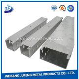 Acier inoxydable/aluminium personnalisé Sheet Metal Stamping pont de câble
