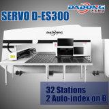D-ES300 CNC tourelle électro Servo Drive Punch Press/perforation Prix de la machine