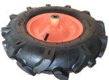 """트롤리 타이어를 위한 손수레 공기 압축 공기를 넣은 고무 바퀴 16 """""""