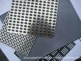 De aluminium Geperforeerde Staalplaat van het Metaal van de Stempel Voor Filter