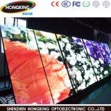 P10 a todo color de LED Acceso frontal exterior de la pared de vídeo