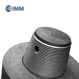Graphitkohlenstoff-Elektroden des Grad-Np/HP/UHP Eaf für Einschmelzen-Stahl