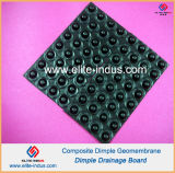 HDPE Dimple Geomembrane pour Municipal Engineering