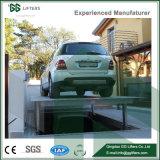 GG-Heber zwei Schichten Tiefbauauto-Parken-Systems-