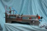 El semiautomático dirige la máquina de rellenar de los líquidos del agua/del jugo/del petróleo (G1WYD) 50-500ml