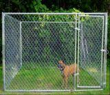 Commerce de gros 10FT*6FT Chenil de maillon de chaîne de plein air Lowes/chien Cage