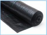 Stuoia materiale tessuta di controllo della fragola PE/PP Weed di agricoltura del tessuto