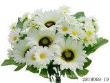 Künstliche/Plastic/Silk Blume Sunflower/Daisy Bush (2818069-19)