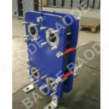 Ts6m de la placa de la junta del intercambiador de calor para calentar el agua