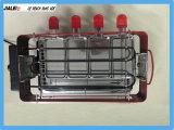 多機能の電気暖房のストーブ