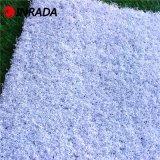 Hierba blanca del sintético de la instalación fácil artificial 30stitches Golf&Playground del césped