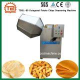 De Apparatuur van het Voedsel van de snack tsbl-80 Achthoekige Chips die Machine kruiden