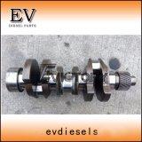 As peças do motor da escavadeira 3AD1 3ab1 3LD1 3LB1 Conjunto do Rolamento Principal do Virabrequim