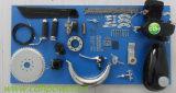 48cc noir Kit de moteur de bicyclette- 2 Accident vasculaire cérébral, de gaz vélo motorisé