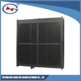 Deo360tad120-1 Âme en cuivre du radiateur radiateur en aluminium pour générateur prix d'usine radiateur