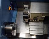 Lathe CNC плоской кровати поворачивая с утверждением CE (CK42T)