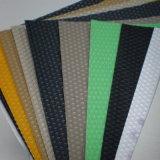 Le azione di cuoio del PVC con variano l'uso utilizzato nella sede di automobile, i pattini, sofà