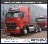 Le tracteur, remorque, HOWO 6X4 Heavy Duty Truck, camion, remorque de camion tracteur