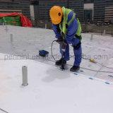 Pvc van het Membraan van het dak beoefent Waterdicht afzonderlijk het Blad van het Dakwerk