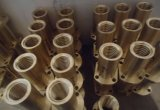 CNC het Deel van het Messing van de Precisie