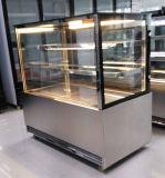 Refrigerador Refrigerated série do exemplo da padaria do mercado inoxidável