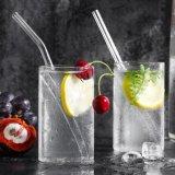 Personalizar o copo bebendo da água de vidro de vidro da caneca do leite do copo do leite