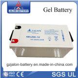 Batteria profonda del gel del ciclo di alta qualità per la centrale elettrica (12V200AH)