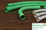 Curvatura da canalização do PVC 90degree da boa qualidade 50mm