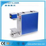 máquina de la marca del laser de 20W 30W 50W para el no metal