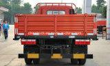 Carro ligero del cargo del camión del capitán 125 HP de Dongfeng