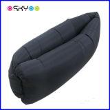 工場価格のLamzacの膨脹可能な空気ベッドのソファーのスリープの状態であるたまり場の豆袋