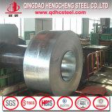 構築のための熱い浸された狭い亜鉛コーティングの電流を通された鋼鉄ストリップ