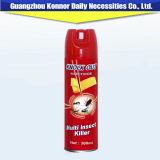 300 ml insecticide à base d'aérosol assassin d'insectes