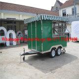 Fabricante da China Mobile Café Van para venda