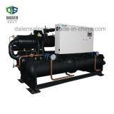 Água industrial refrigeradores de água de refrigeração do parafuso com certificação do Ce