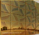 El panel compuesto de aluminio Finished del espejo de Globond