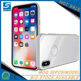 Tampa Shockproof híbrida por atacado do telefone do caso para o iPhone 10/X