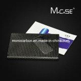 Produtos de tendência a quente Capa de cartão de nome duplo de fibra de carbono