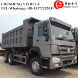 Camion de dumper du camion- de HOWO A7 6X4 30tons à vendre