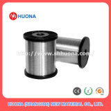 Nichrome stable 80 de résistance fil électrique de chauffage de 20 Cr30ni70/Cr15ni60 /Cr20ni35