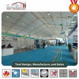كبير ألومنيوم إطار [40إكس60م] معرض خيمة تصميم لأنّ عمليّة بيع