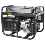 공장 Price 3kw Gasoline Partable 220V Engine Generator Set