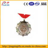 O metal barato feito sob encomenda ostenta medalhas