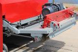 Бетонный пол платформы слоя проволоки для чистки многофункциональной рукоятки протягивая машину