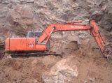 販売のための日本構築機械装置の使用された日立元の掘削機