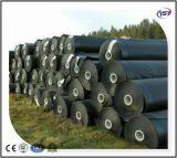 Trazador de líneas de los tanques de la piscicultura HDPE/LDPE impermeable Geomembrane