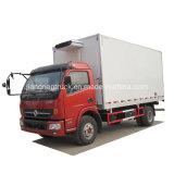 Dongfeng 5 tonne petit congélateur camion Van chariot Mini-réfrigérateur Van Boîte de refroidissement camion frigorifique camion réfrigéré camion Van frigo pour la vente du véhicule