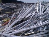 La réutilisation de l'aluminium recyclables sur le fil de mise au rebut et /bloc en aluminium aluminium extrudé 6063 Scrap99.99 %