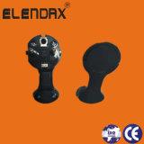 Ес Rewireable плоский разъем 16A 250 В белый или черный Schuko (тип E/F) (P8058)