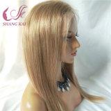 Migliori parrucche piene di vendita del merletto dei capelli umani dei capelli diritti